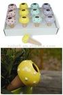 Terracotta garden tool, terracotta water storer in mushroom shape(909006)