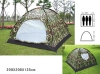 Outdoor camping tent military tent camo tent for 3 person
