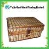 Elegant Handmade Storage Picnic Basket