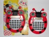 8 digits pocket calculator for promotion gift with annimal design