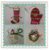 Polyresin Christmas Gift & Decoration