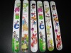 2011 Hot Selling Silicone Rubber Sports Slap Bracelets/Wristband/Slap Wrap Bands