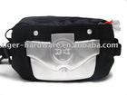 Aluminum Motorcycle Fanny Pack Waist Bag Belt Sportbike