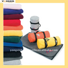 various of colors available high quality camping blanket(YXBLT-11101252)