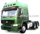 Sinotruk 6x4 Tractor Head Standard Cab wirh Berth and Conditioner Quick Delivery