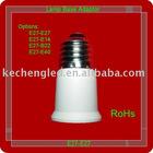 E27 to E27 LED light bulb adaptor