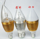5w super bright candelabra led bulb dimmable