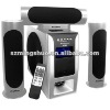Hot contector speaker with USB/SD slot and FM function