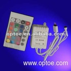 LED controller, 24 Key IR RGB Controller