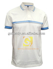 Mens 65/35 S/S polo t-shirt