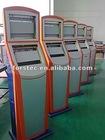 kiosk cabinet/ kiosk case/ kiosk stands/kiosk booths/ kiosk machine