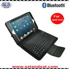 Factory direct sales Bluetooth Keyboard Case for ipad mini with sleep mode BK18