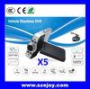 2 camera ! HD 720P 2.4 inch color display Car Camera/Car DVR/Car recorder/car black box with G-sensor ,180 degree rotatble