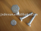 class 8.8 stainless steel hex bolt