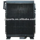 Hydraulic oil cooler for Kobelco SK200-6 excavator