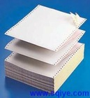 3 Layers Perforated Carbonless Paper Sheets