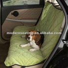 Soft Quilted Dog Pet Car Seat Cover
