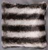 Plush Fake Fur Cushion Cover