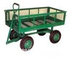 high quality garden tool cart/wagon tool cart from manufacturer