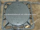 Ductile Iron Manhole Cover /SD850W60M