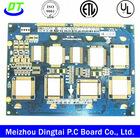 electronic pcb for communication