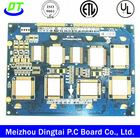 electronic pcb for communication