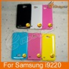 New Arrival Soft Silicone Back Case For Samsung i9220 &LF-0449