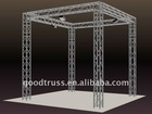 strong aluminium exhibition truss