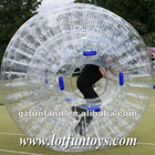 Inflatable Zorb Ball, Human Roller Ball.
