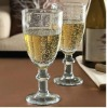 stock goblet set/glassware drink set