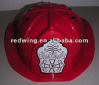 Plastic Fireman Hat Helmet For Firefighter Chief