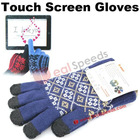 Touch Screen Wool Gloves! Hot Selling Jacquard Winter Thicken Touch Screen Wool Gloves for Tablet PC/iPhone/iPad/HTC/Samsung