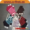 2011 hotsale Winter touch screen glove for Iphone Ipad