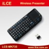 2012 popular mini keyboard pc with touch pad