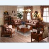 Federal style antique sofa set WHT-SF-801