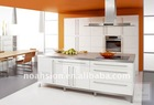 high gloss lacquered kitchen cabinet