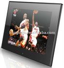 "10.2"" Full Mirror Panel Multimedia Digital Photo Frame"