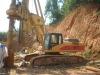 Cat Crawler Drilling Rig 160D 55 meter Osaint