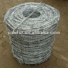 PVC Coated Barbed Wire (ISO9001:2008 China panrui)