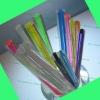 color line Acrylic rod /clear PMMA rod /Plexiglass color line rod