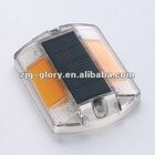 LED Plastic Solar road stud