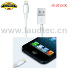 Lightning to 30 pin data charging For iPhone 5 cable IN STOCK