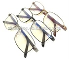 stainless acetate eyewear glasses optical frame