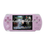 2012 newest digital mp4 8gb player firmware with Game,Camera,FM Radio