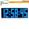 New design stylish appearance different shape wall clock