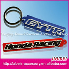 Soft pvc key chain couple