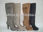 ladies' fashion platform boots