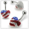 shamballa rhinestone crystal ball/shamballa rhinestone beads/rhinestone ball/ceramic rhinestone ball/rhinetone glue ball