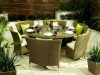 2012 outdoor rattan dining sets