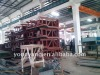 structural steel hot rolled h beams